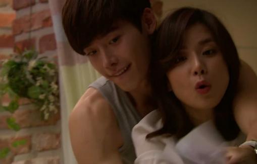 i hear your voice korean drama kiss - photo #5